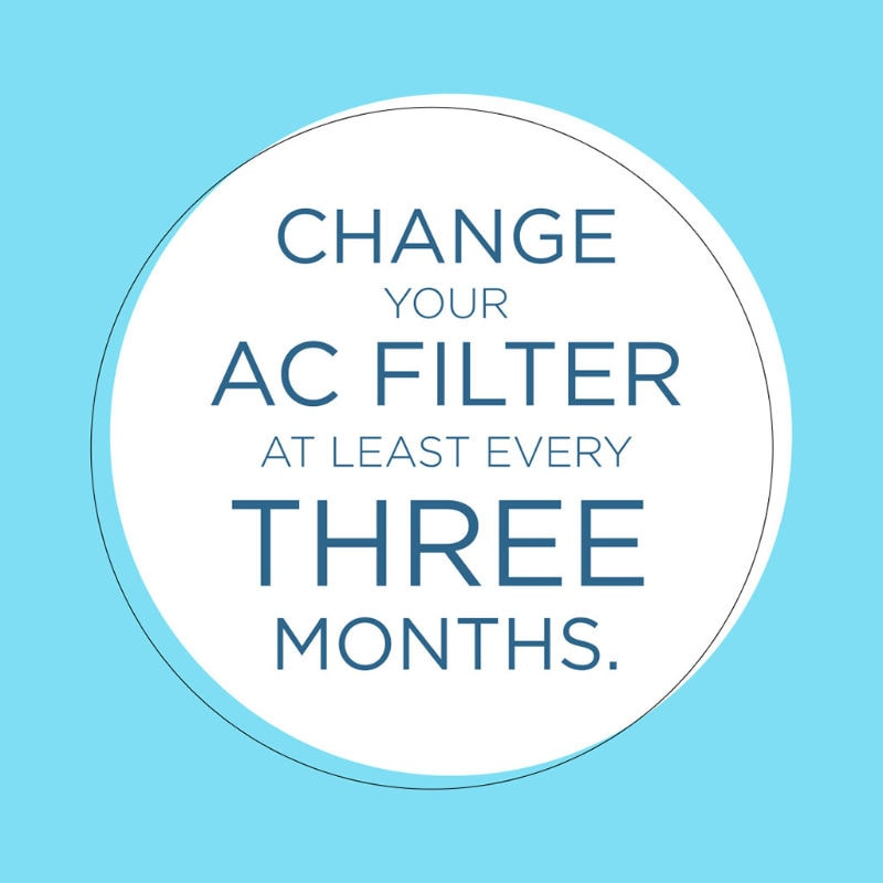 Change AC Filter Text